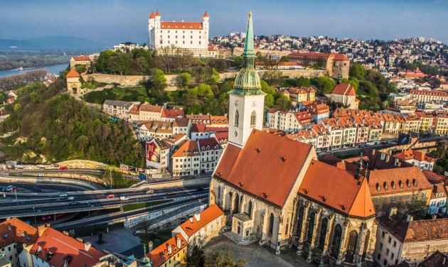 Több mint szomszéd – Magyar Kulturális Hét Pozsonyban