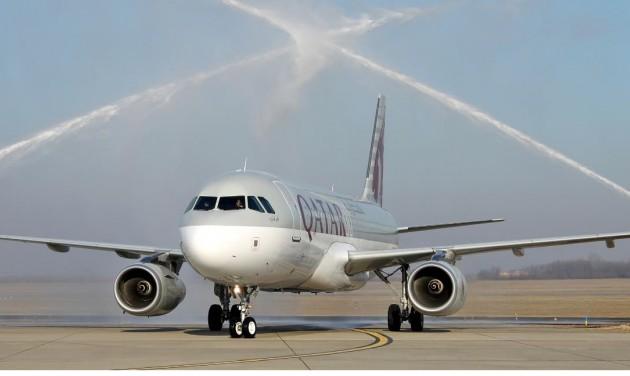 TÍz éve repül Budapestre a Qatar Airways
