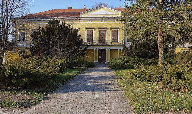 Megújult a letenyei Szapáry-Andrássy-kastély