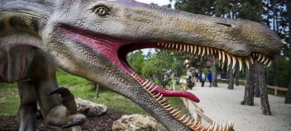 Itt az ország legnagyobb dinoszauruszparkja