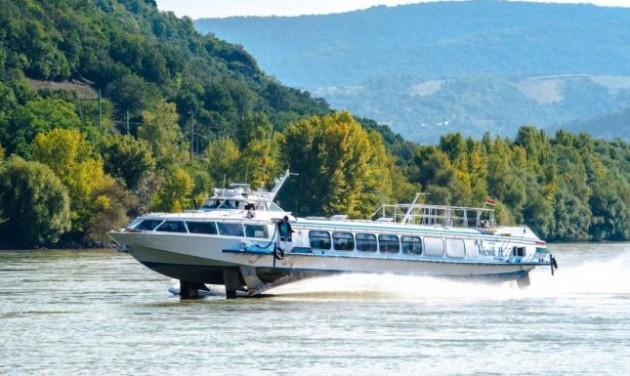 Stratégia készül a dunai vízi közlekedés élénkítésére