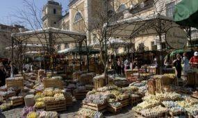 Nyitnak a húsvéti vásárok Bécsben
