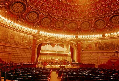 Őszi fesztivál Bukarestben a klasszikus zene jegyében