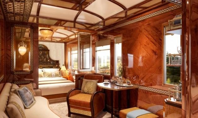 Budapestről is elneveztek egy lakosztályt az Orient Expresszen