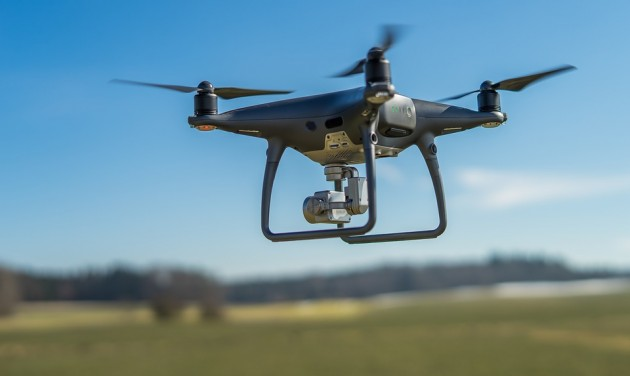 Magyarországon is egyre több a drón