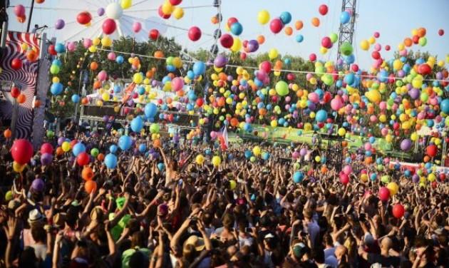 Sziget - Jövőre egy héttel később lesz a fesztivál