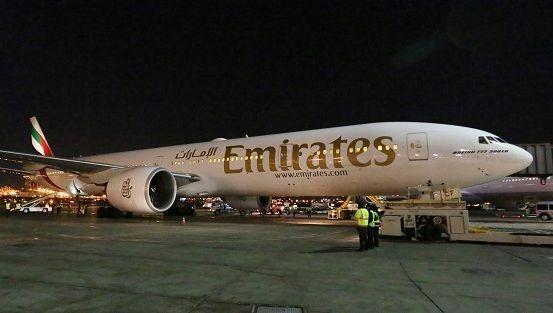 Newark–Athén–Dubaj járatot indított az Emirates