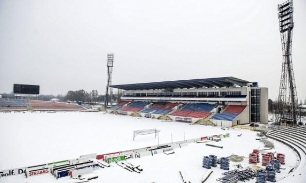 11 milliárd forintból épül Székesfehérvár új stadionja