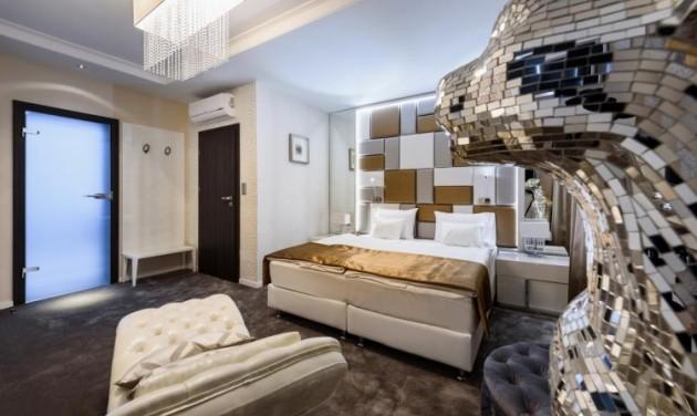 Unique hotelt adtak át Győrben