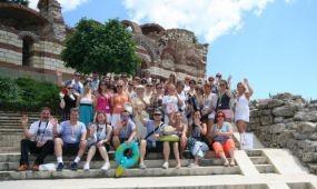 Bulgária tanulmányút a Robinson Tours szervezésében.