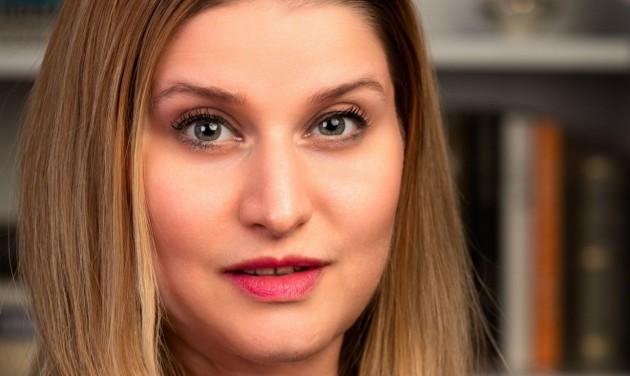 Sófalvi Rita a Matild Palota rooms operations igazgatója