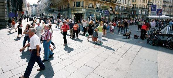 A gyaloglás éve lesz 2015 Bécsben