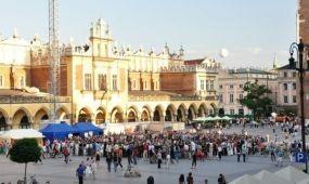Utca Színházi Fesztivál Krakkóban, jazz Varsóban