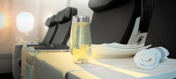 Megújult az Air Transat business osztálya