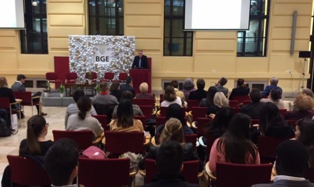A fenntartható turizmusról a Magyar Tudomány Ünnepén