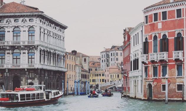 Velence visszavág <br>a turistáknak