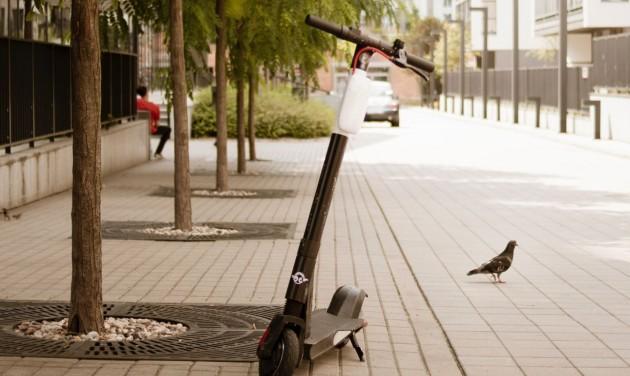 Gondatlan suhanás: elektromos rollerek a nagyvárosban