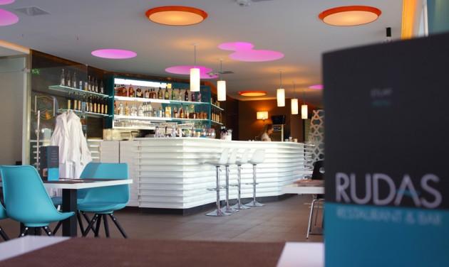 Pályázható a Rudasban az étterem és a bár