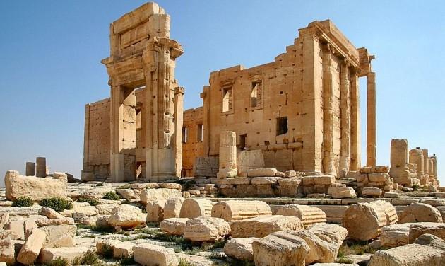 Orosz és szír múzeumok közösen állítják helyre Palmürát
