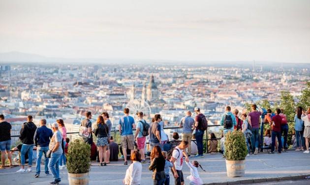 2021 a séták éve lehet Budapesten?