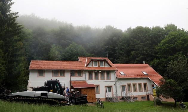 Megújult a bánkúti síklub turistaháza