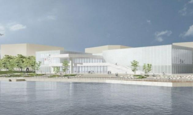 Sanghajban képtárat nyit a francia Pompidou múzeum