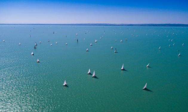 Kiváló a vízminőség a nyugat-balatoni strandokon is