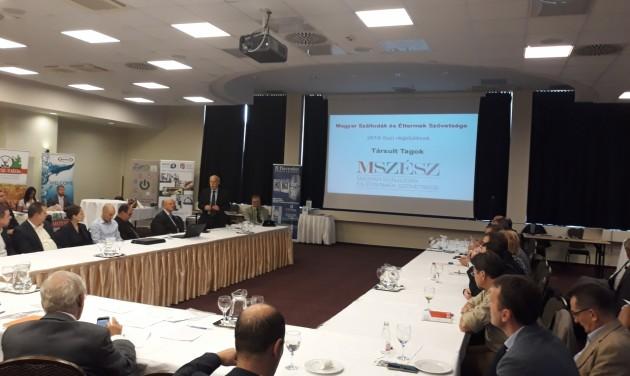 MSZÉSZ Dél-Alföld: tisztújítás, jog és adó
