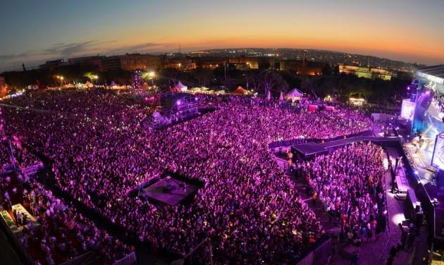 Isle of MTV Malta, megakoncert a nyár közepén
