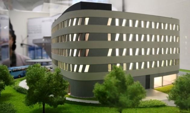 Az év második felére elkészülhet az új reptéri hotel
