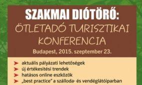 Turisztikai diótörő – Szakmai konferencia