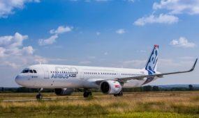 A legújabb Airbus A321NEO-t teszteli a Wizz Air