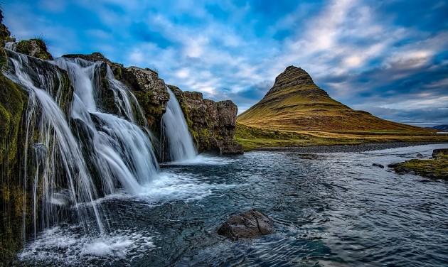 A turizmus már szennyezi Izlandot