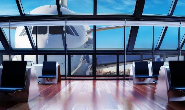 Négymilliárd dollár bevételkiesése lehet a repülőtereknek