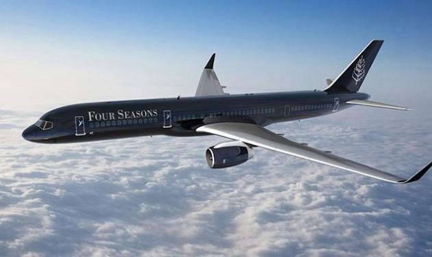 A Four Seasons új Airbusokkal bővíti saját flottáját