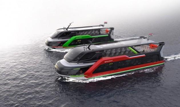 Ilyen hajókkal utazhatunk majd a Balatonon