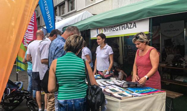 Kolozsváron mutatkozott be Nyíregyháza