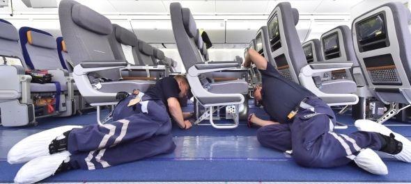 Premium economy egyre több Lufhansa gépen