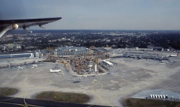Újabb sztrájkok német reptereken