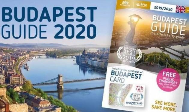 Indul a Budapest Guide – Budapest Card 2020. évi partnercsatlakozás