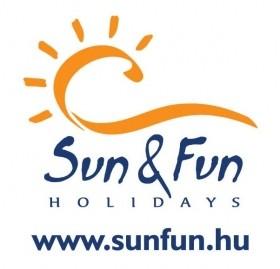 Értékesítő referens, Sun & Fun Holidays
