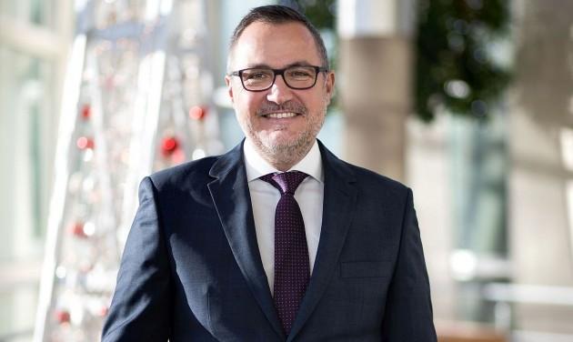 Top 50: Baldauf Csaba, a Kolping Hotel Spa & Family Resort igazgatója