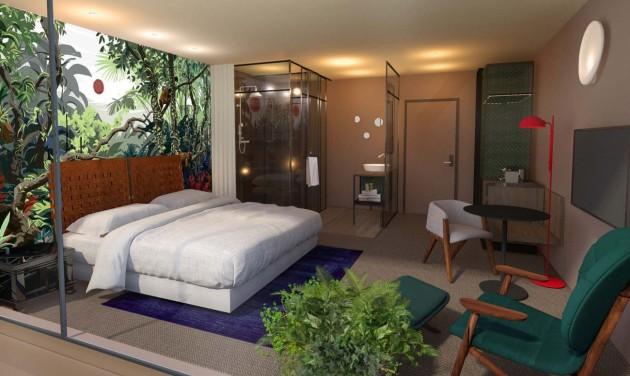 Szeptemberben megnyithat a Cortile Budapest Hotel