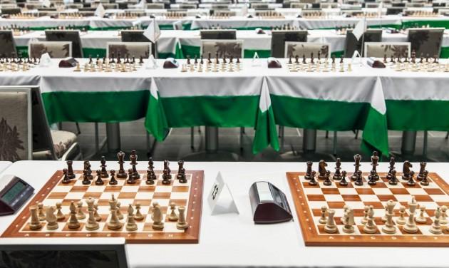 Sakkolimpiát rendezne Budapest 2024-ben