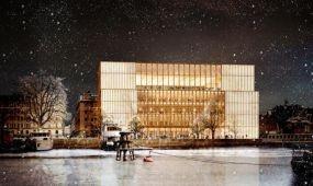 Stockholm leghíresebb látványossága lesz az új Nobel Center