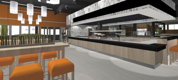 Albapark étterem: 50 millió forintos beruházás, 15 új munkahely