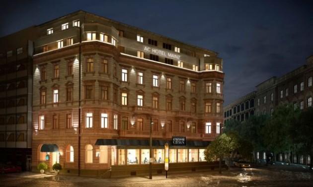 Megnyílt az első AC Hotel Németországban