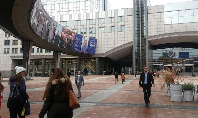 Turistaként az Európai Parlamentben