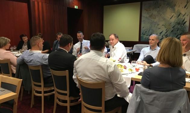 MSZÉSZ - MTÜ munkaértekezletek Sopronban és Bükfürdőn