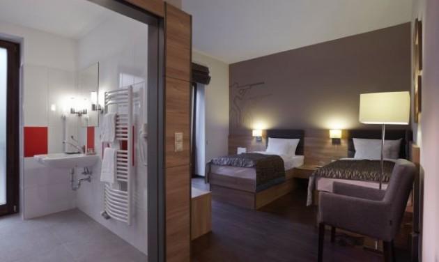 Az egészségügyi szolgáltatásokra koncentrál a Hotel Therapia